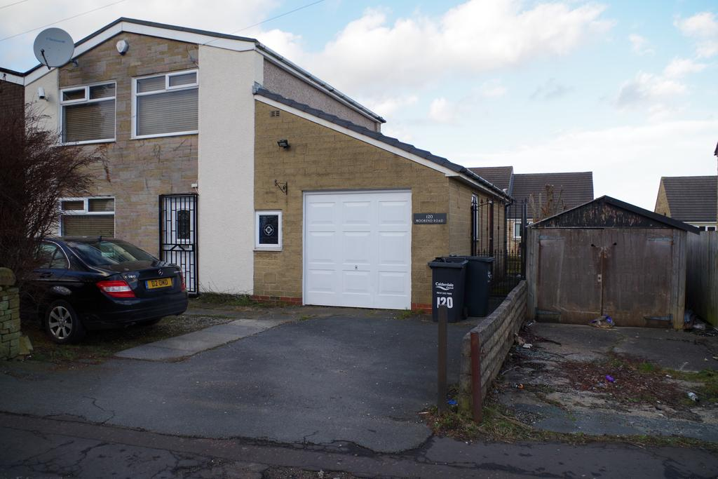 3 Bedrooms Semi Detached House for sale in Moor End Road, Halifax HX2