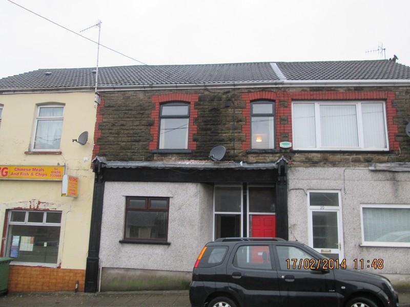 2 Bedrooms Terraced House for sale in 19 C High Street, Nantyffyllon, Maesteg, Bridgend. CF34 0BW