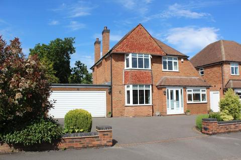 3 bedroom detached house for sale - Grosvenor Road, Solihull, West Midlands, B91