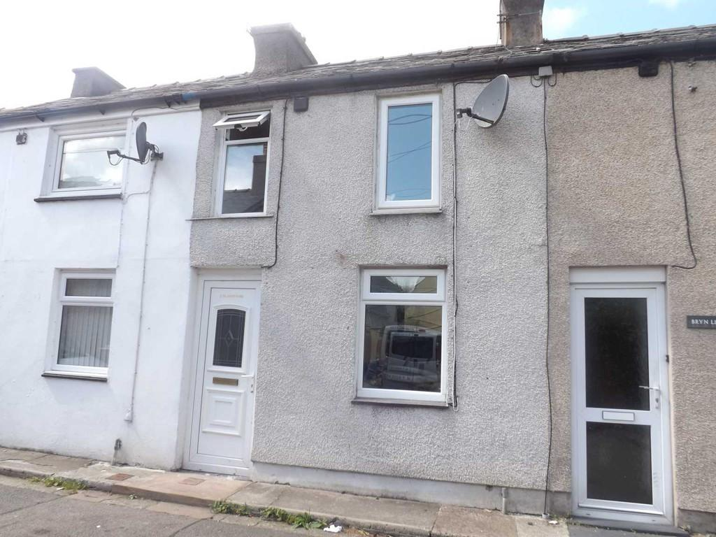 2 Bedrooms Terraced House for sale in Saron, Bethel