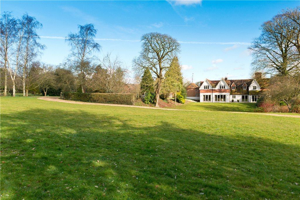 5 Bedrooms Detached House for sale in Downs Road, West Stoke, Chichester, West Sussex