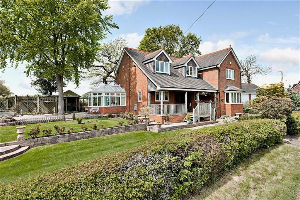 3 Bedrooms Detached House for sale in Church Minshull, Church Minshull Nantwich, Cheshire