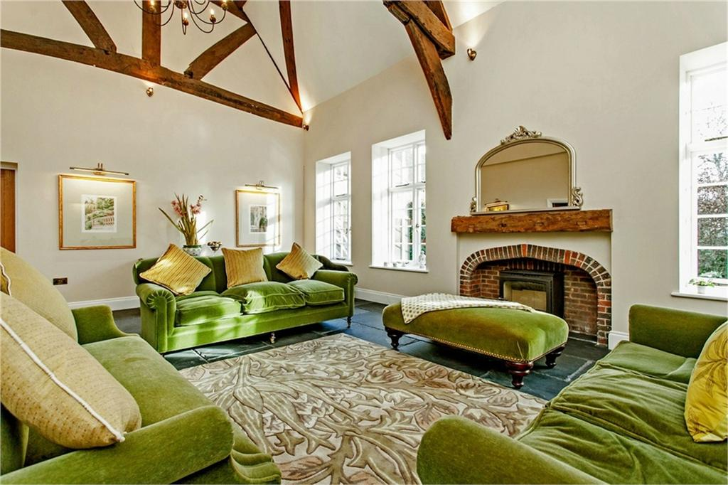 5 Bedrooms Country House Character Property for sale in Upper Froyle, Alton, Hampshire