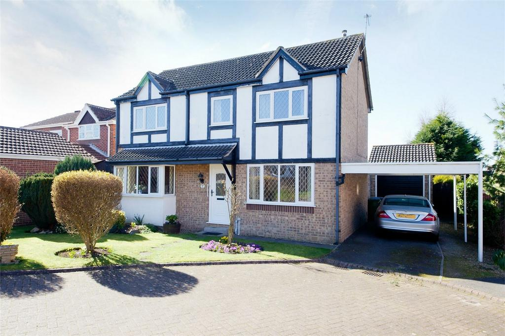 4 Bedrooms Detached House for sale in Lea Croft, Market Weighton, York