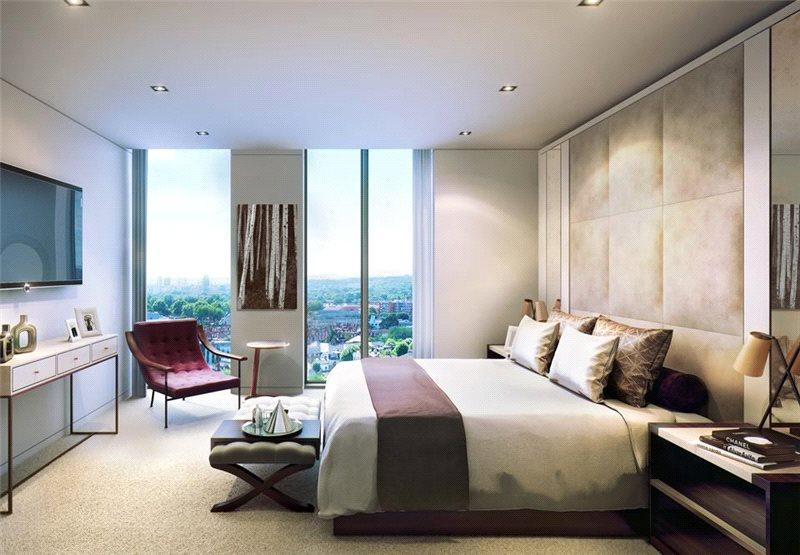 3 Bedrooms Penthouse Flat for sale in Lillie Square Penthouse, Seagrave Road, Earls Court, London, SW6