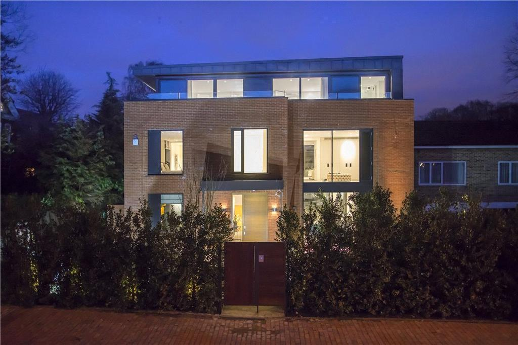 5 Bedrooms Detached House for sale in Redington Road, Hampstead, London, NW3