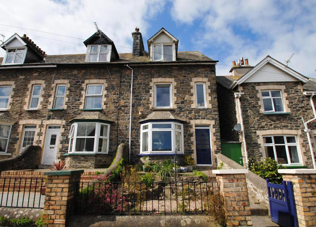 5 Bedrooms Terraced House for sale in Crossmead, Lynton