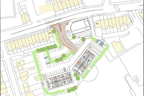 Residential development for sale - Land to the Rear of, 408 Oldham Road, Middleton