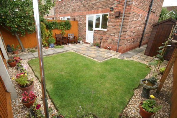 Rear garden (view 2)