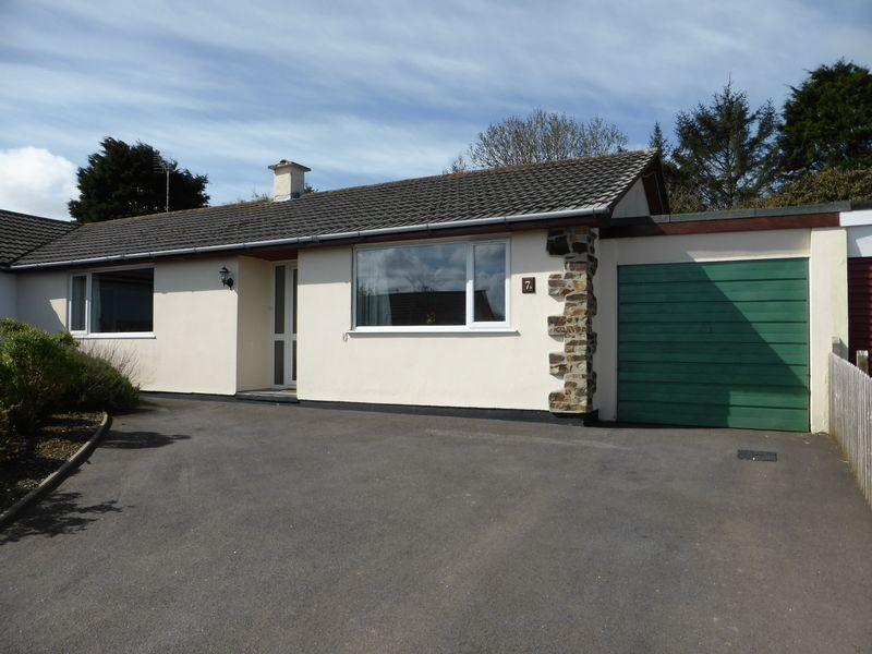 2 Bedrooms Semi Detached Bungalow for sale in Alma Close, St. Agnes