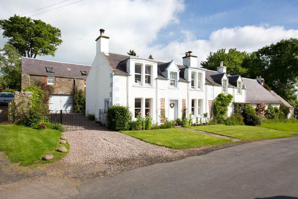 6 Bedrooms Semi Detached House for sale in Midlem, Selkirk, Scottish Borders, TD7