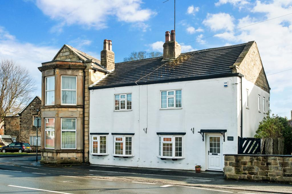 3 Bedrooms Semi Detached House for sale in Wetherby Road, Scarcroft, Leeds, West Yorkshire