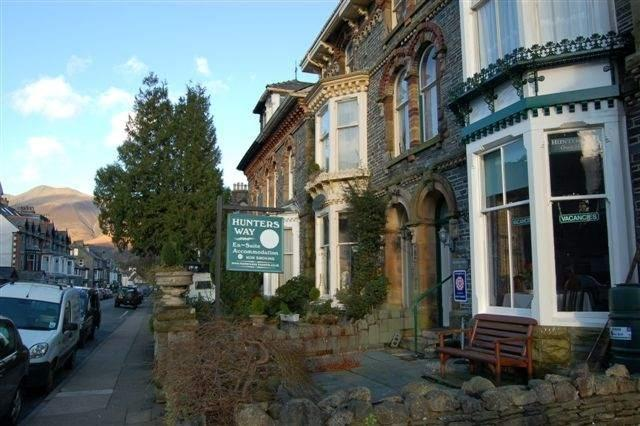 9 Bedrooms Terraced House for sale in Hunters Way Guest House, Eskin Street, Keswick, Cumbria
