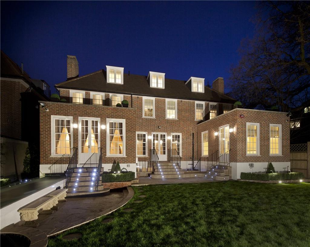 6 Bedrooms House for sale in Gisiana House, Frognal, Hampstead, London, NW3