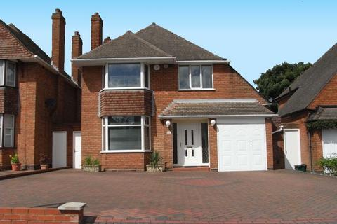 3 bedroom detached house to rent - Buryfield Road, Solihull, B91 2BB