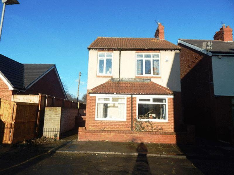 3 Bedrooms Detached House for sale in Salisbury Street, Blyth