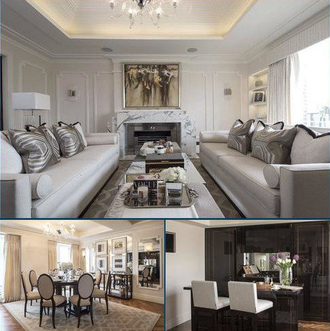 3 bedroom character property to rent - Eaton Square, Belgravia, London, SW1W