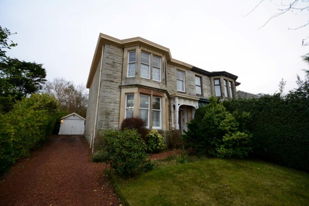 4 Bedrooms Semi-detached Villa House for sale in 27 Snowdon Terrace, Seamill, West Kilbride, KA23 9HN