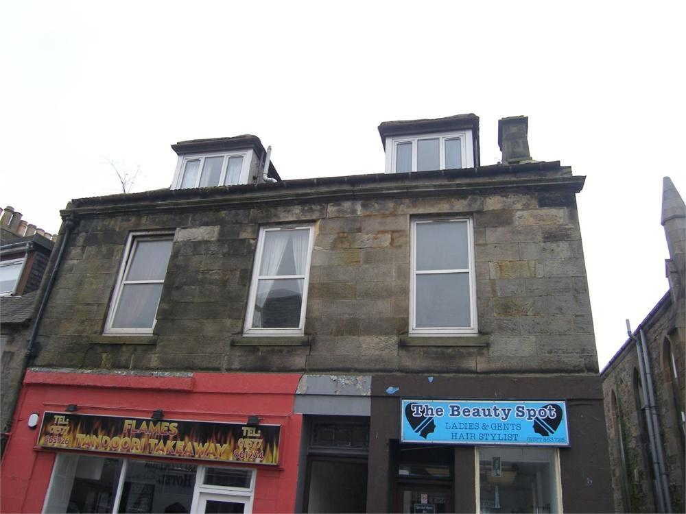 1 Bedroom Flat for sale in 68a High Street, Kinross, Kinross-shire