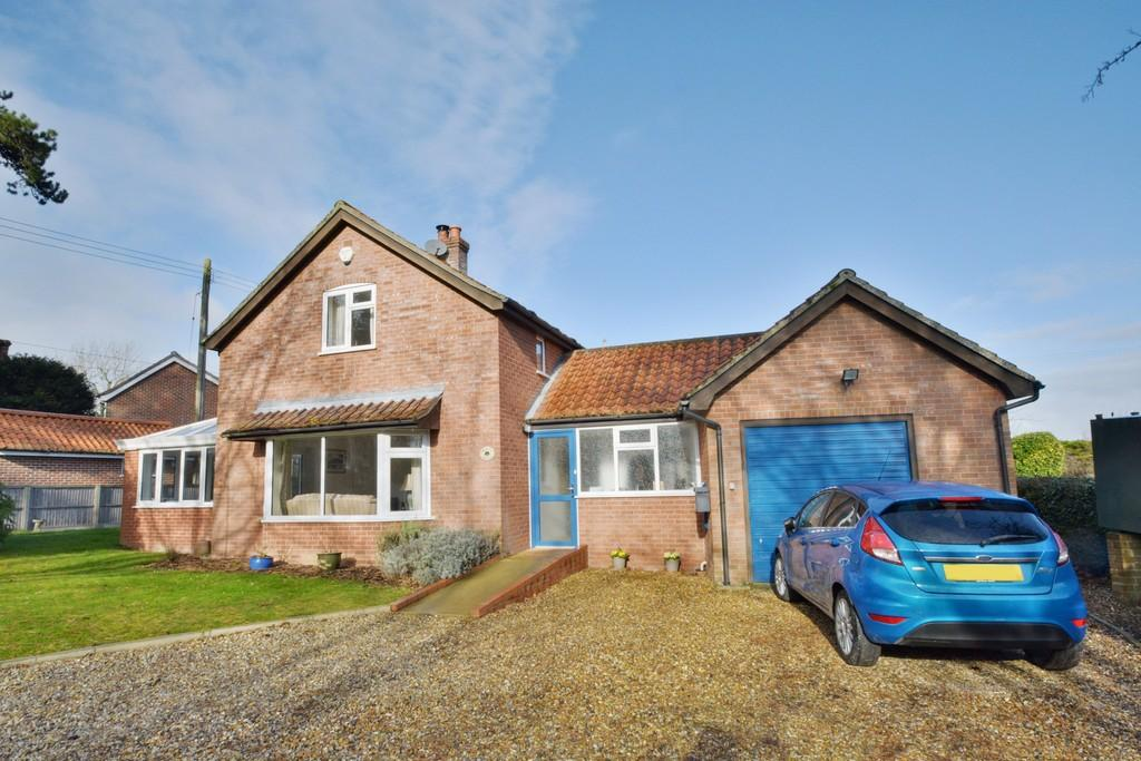 3 Bedrooms Detached House for sale in Church Lane, Yaxley