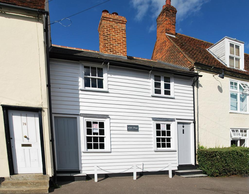 3 Bedrooms Cottage House for sale in High Street, Burnham-on-Crouch