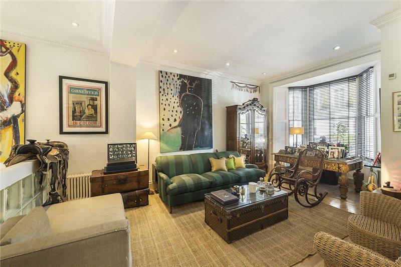 5 Bedrooms Terraced House for sale in Langton Street, Chelsea, London, SW10
