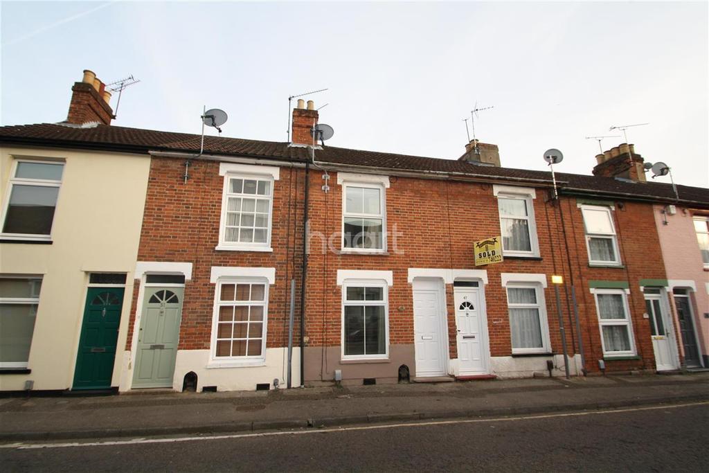 2 Bedrooms Terraced House for rent in Norfolk Road, Ipswich