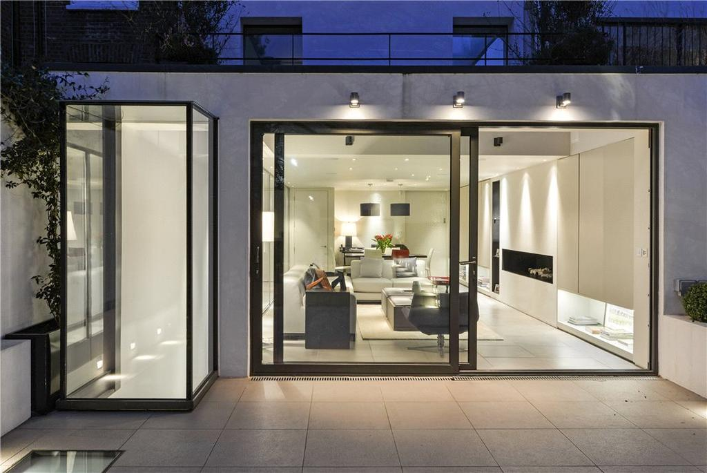 5 Bedrooms Terraced House for sale in Cathcart Road, Chelsea, London, SW10