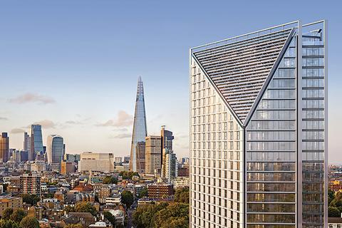 1 bedroom flat for sale - Southwark Bridge Road, London SE1