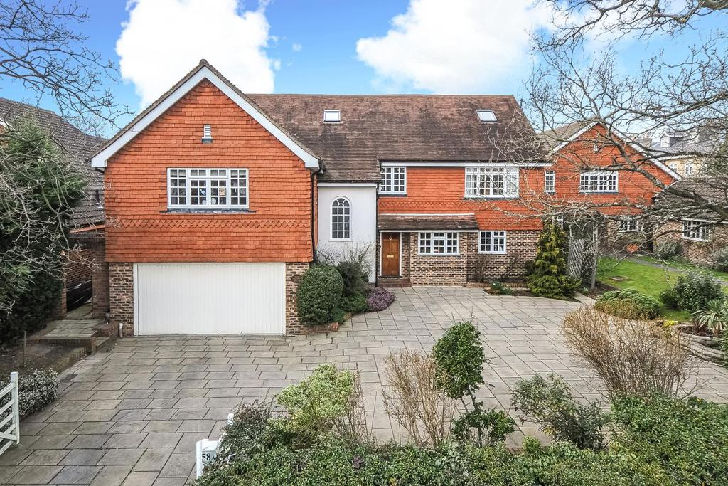 7 Bedrooms Detached House for sale in Scotts Lane, Shortlands, BR2