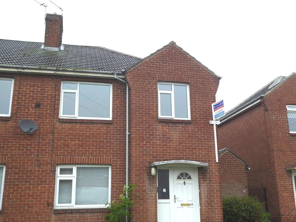2 Bedrooms Flat for sale in Elsdon Drive, Ashington