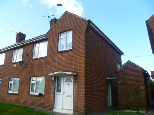 2 Bedrooms Flat for sale in Elsdon Drive, Ashington