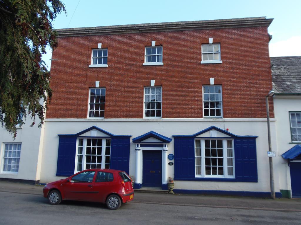 6 Bedrooms Terraced House for sale in The Tan House, 9 Pump Street, BROMYARD, HR7 4BX