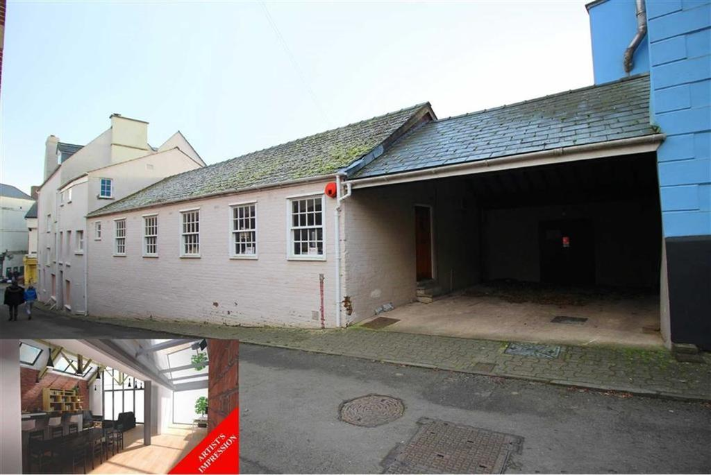 2 Bedrooms Residential Development Commercial for sale in Castle Hill, Monmouth