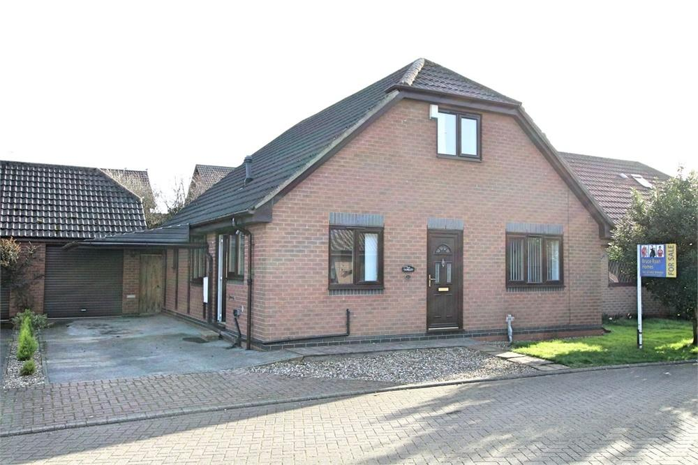 3 Bedrooms Detached House for sale in 14 Hinch Garth, Roos, East Riding of Yorkshire
