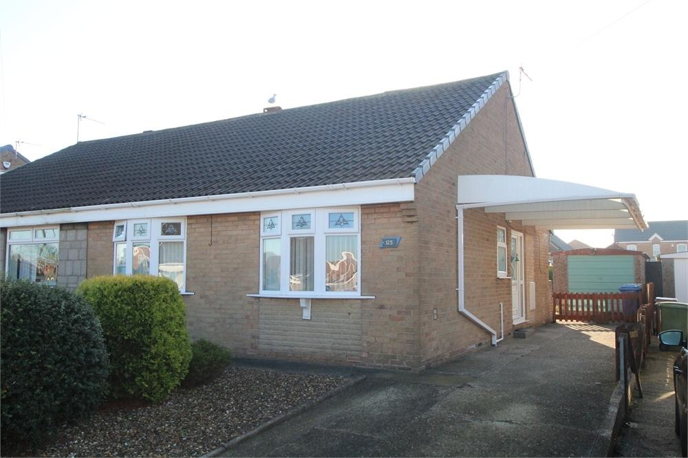 2 Bedrooms Semi Detached Bungalow for sale in Beaconsfield, Withernsea, East Riding of Yorkshire