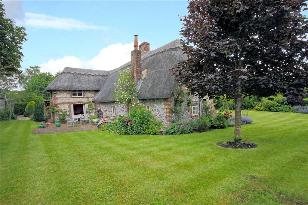 4 Bedrooms Detached House for sale in Back Lane, Vernham Dean, Andover, Hampshire, SP11