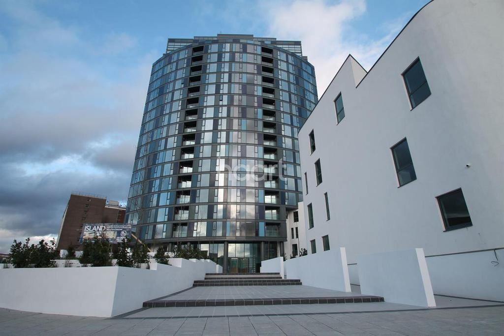 2 Bedrooms Flat for sale in The Island, St James Road