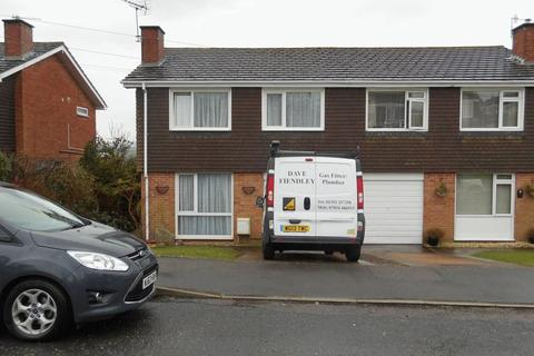 3 bedroom semi-detached house to rent - Swallowfield Road, Countess Wear Exeter