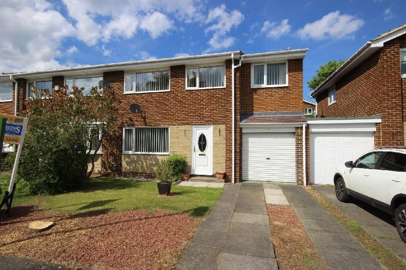 4 Bedrooms Semi Detached House for sale in Barford Drive, Chester Le Street