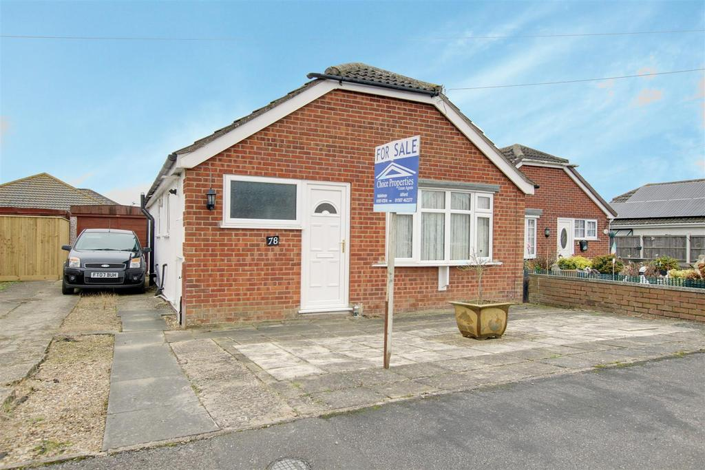 2 Bedrooms Detached Bungalow for sale in 78 The Strand, Mablethorpe, Lincolnshire