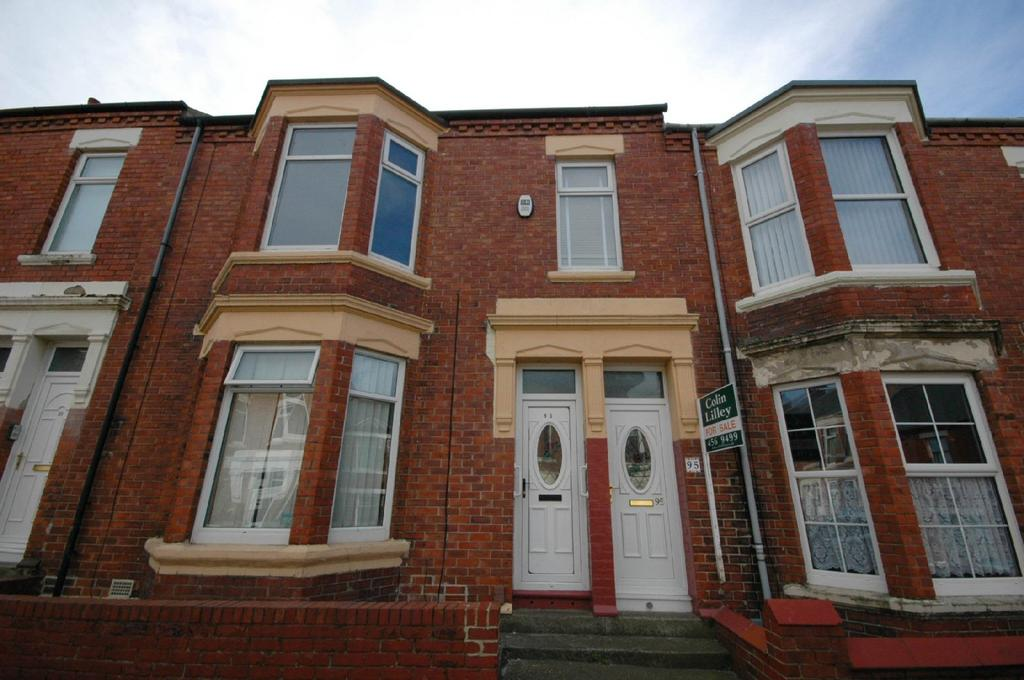2 Bedrooms Flat for sale in Candlish Street, South Shields