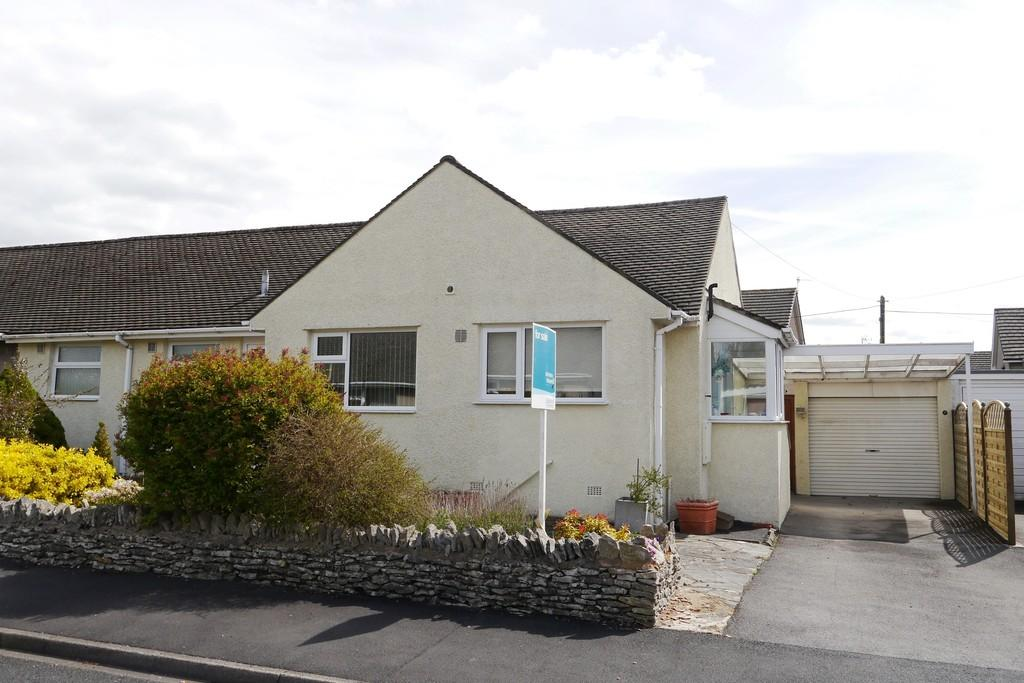 2 Bedrooms Semi Detached Bungalow for sale in 12 Vicarage Road, Levens, Kendal, LA8 8PY