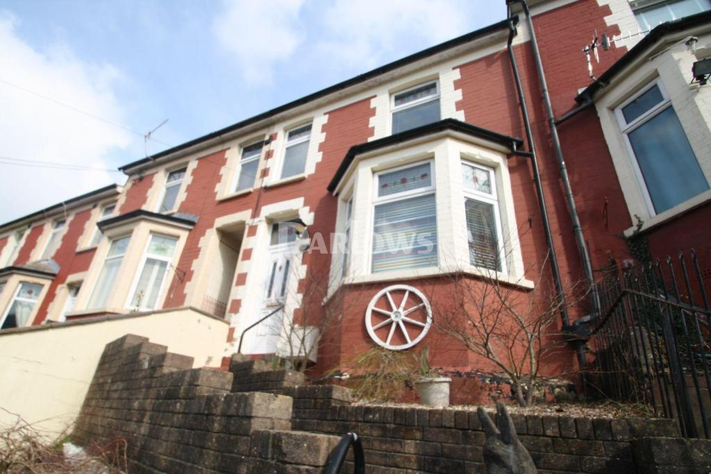 3 Bedrooms Terraced House for sale in Richmond Road, Six Bells, Abertillery