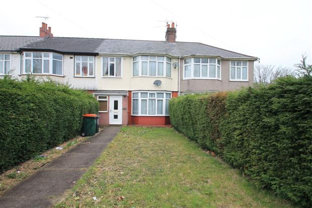 4 Bedrooms Terraced House for sale in Cardiff Road, Newport