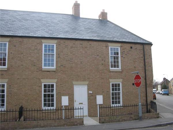 3 Bedrooms Terraced House for sale in West Street, Alford