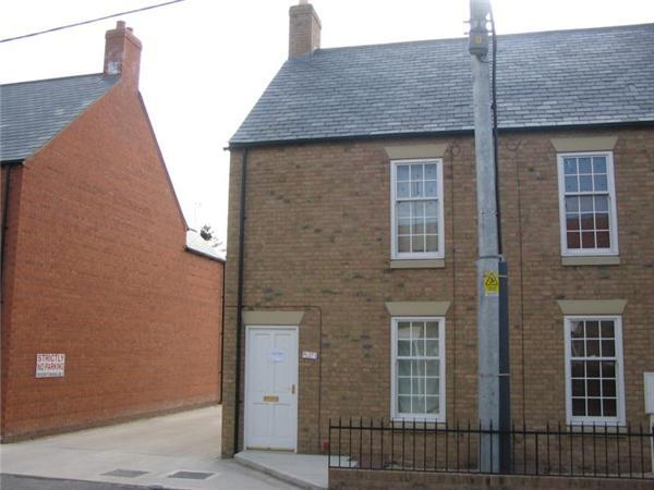 3 Bedrooms End Of Terrace House for sale in Friskney Terrace, Alford