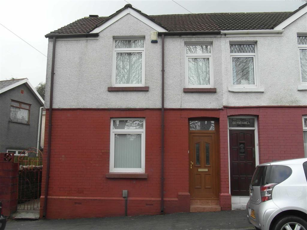 3 Bedrooms End Of Terrace House for sale in Heol Y Cnap, Treboeth, Swansea