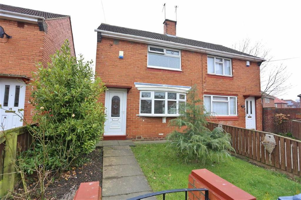 2 Bedrooms Semi Detached House for sale in Portsmouth Sq, Pennywell, Sunderland, SR4