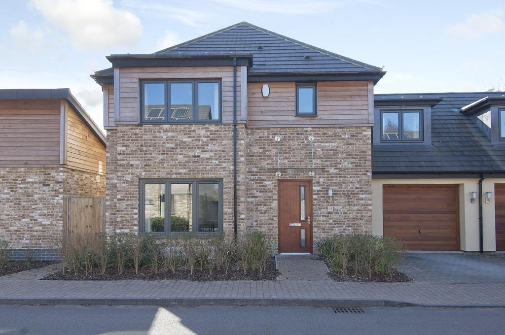 4 Bedrooms Semi Detached House for sale in Merrington Place, Impington, Cambridge, CB24